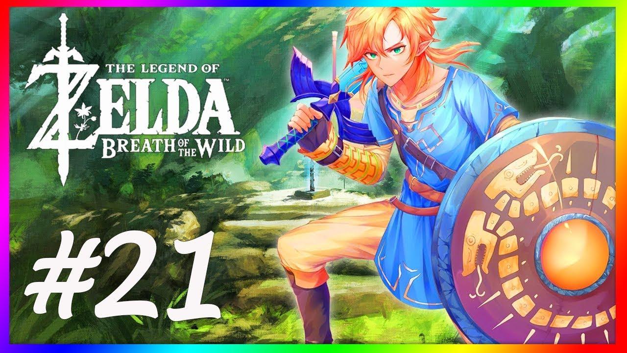 ĐÃ CÓ KIẾM THẦN, SẴN SÀNG PHÁ ĐẢO GAME – The Legend of Zelda: Breath of the Wild #21