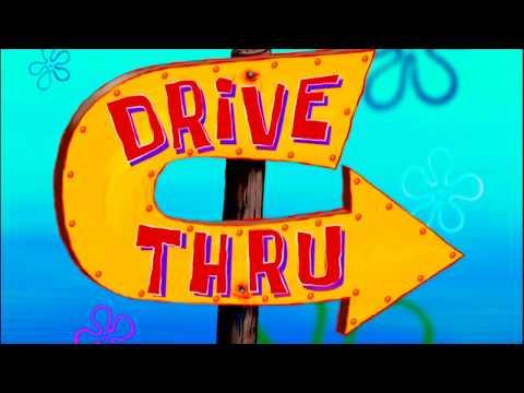 SpongeBob Music: Drive Thru Title Card (Ukulele Only)