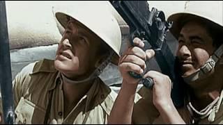 Хроника Второй Мировой войны в цвете.  Часть 6.  Средиземноморье и Северная Африка
