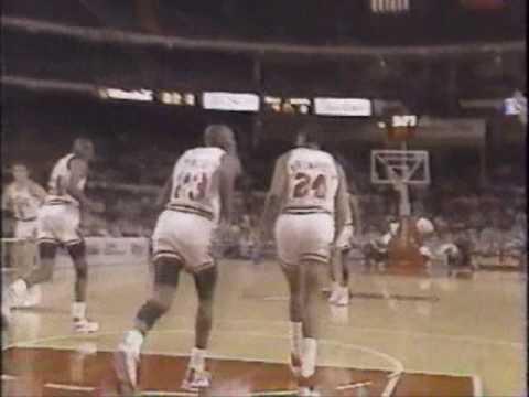 Michael Jordan 1989-90: Vs. Charlotte Hornets.