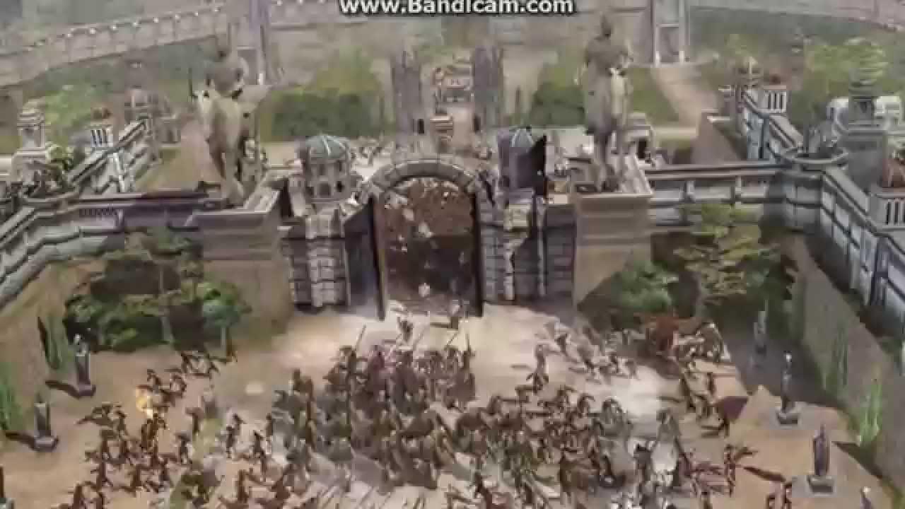 中土战争2巫王崛起_魔戒 中土2 巫王崛起 開頭動畫 - YouTube