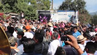 Comparsas San José & San Agustín 2012 (Encuentro) ¡Oaxaca!