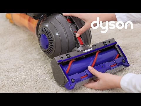 Dyson Light Ball™ upright vacuum - Checking the cleaner head and base for blockages UK