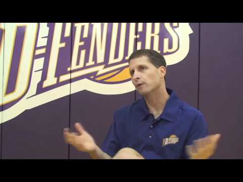 Eric Musselman on coaching in the CBA