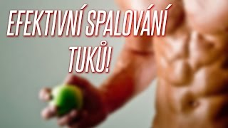 EFEKTIVNÍ SPALOVÁNÍ TUKŮ!  Fitness trenér Tomáš Lukáš