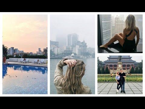 Guangzhou China Travel Vlog; W Guangzhou, Shamian Island, Chimelong, Oriental Express | EmTalks
