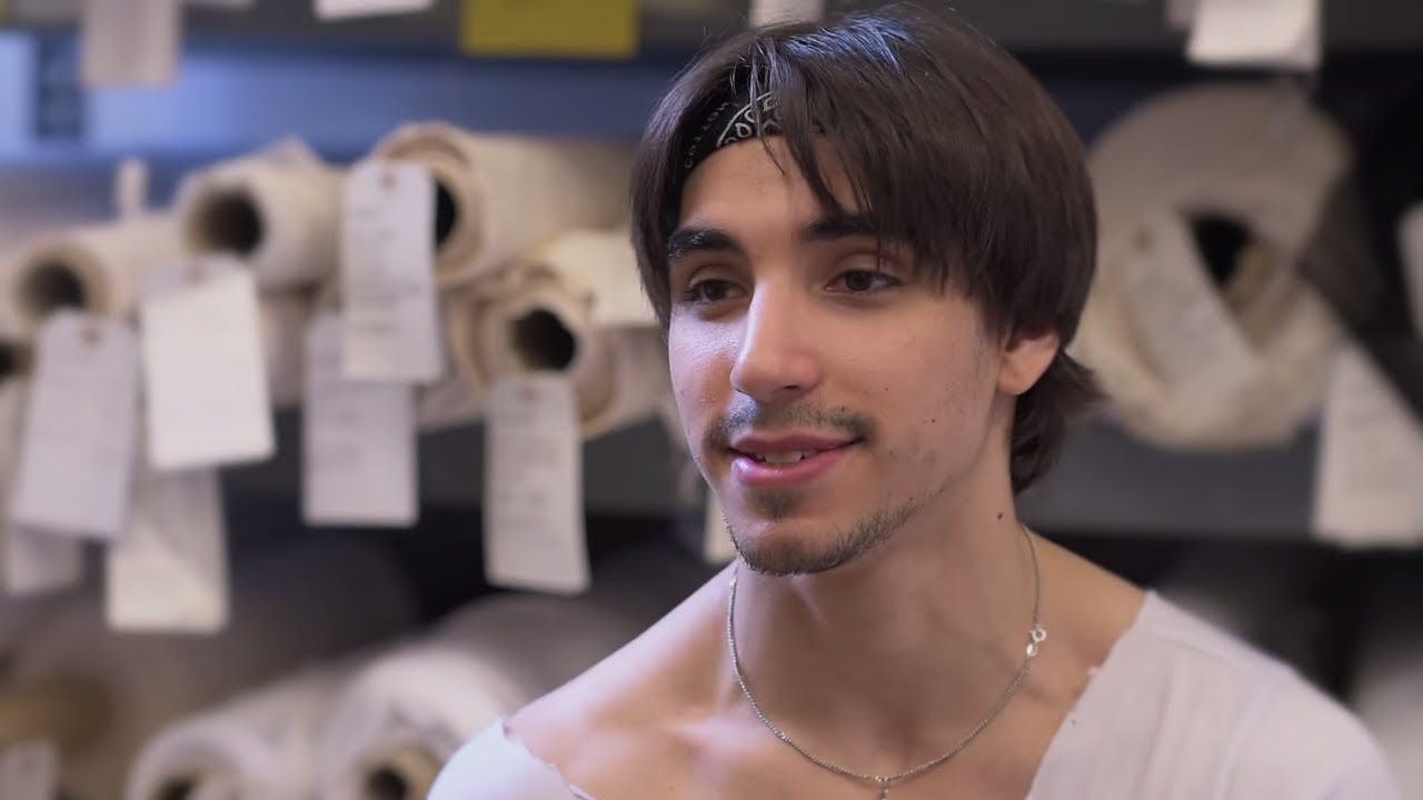 Nureyev's Romeo & Juliet: Cesar Corrales on Mercutio | English National Ballet