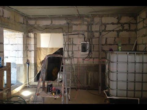 как строить дом из газобетона: