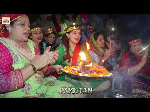 Documentary: Hindu Mandir in Karachi - Pakistan (4K video)