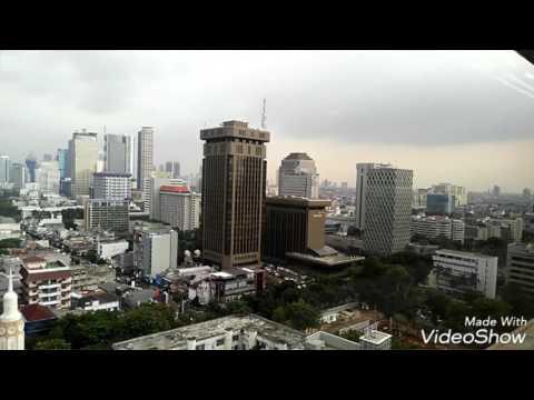 Jakarta metropolitan city INDONESIA