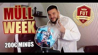 CanBroke2 | Müllweek 200 Euro minus
