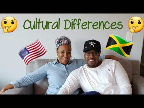 CULTURAL DIFFERENCES: Jamaican VS American