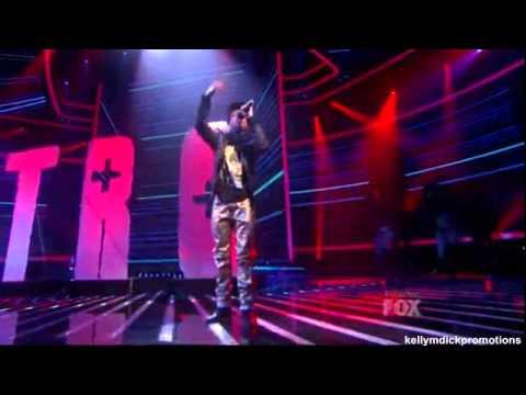 Astro Brian Bradley  The X Factor U.S.  Live s  Ep. 11