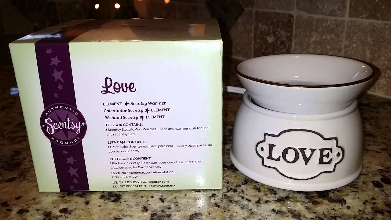 Love Scentsy Element Warmer Review Youtube