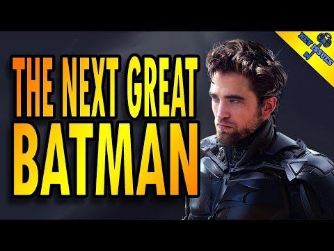 Robert Pattinson Will Be An Amazing Batman