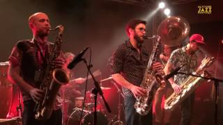 "Marabout Orkestra ""Addis Blues"" - Altitude Jazz Festival 2017"