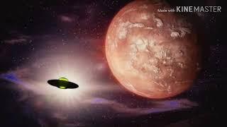 ยูเอฟโอลึกลับโผล่เตือนยานคิวริออสซิตี้ห้ามรุกล้ำดาวอังคาร