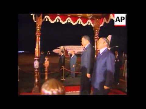 Venezuelan president arrives in Algiers ebu 1045g