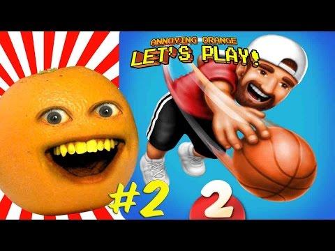 Annoying Orange Plays - Dude Perfect 2 #2
