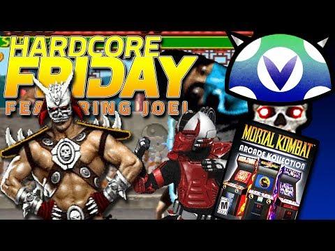 [Vinesauce] Joel - Hardcore Friday: Mortal Kombat Arcade Kollection thumbnail