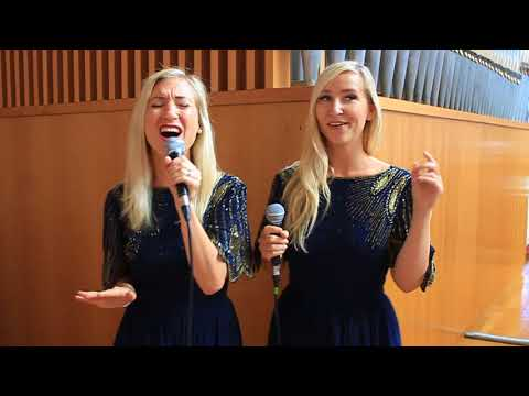 Ain´t No Mountain High Enough (Marvin Gaye/ Tammi Terrell Cover) - Kasia & Ola
