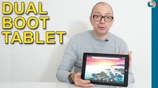 CHUWI Hi10 Plus Dual Boot Android Windows Tablet Review