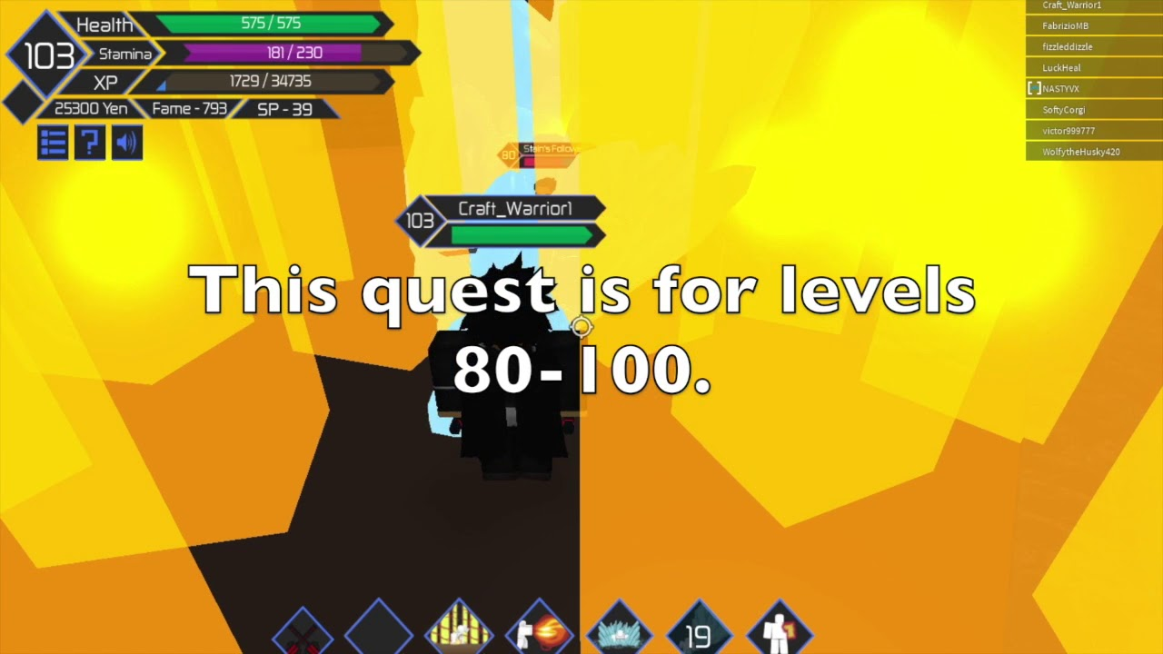 Hero Online Quest