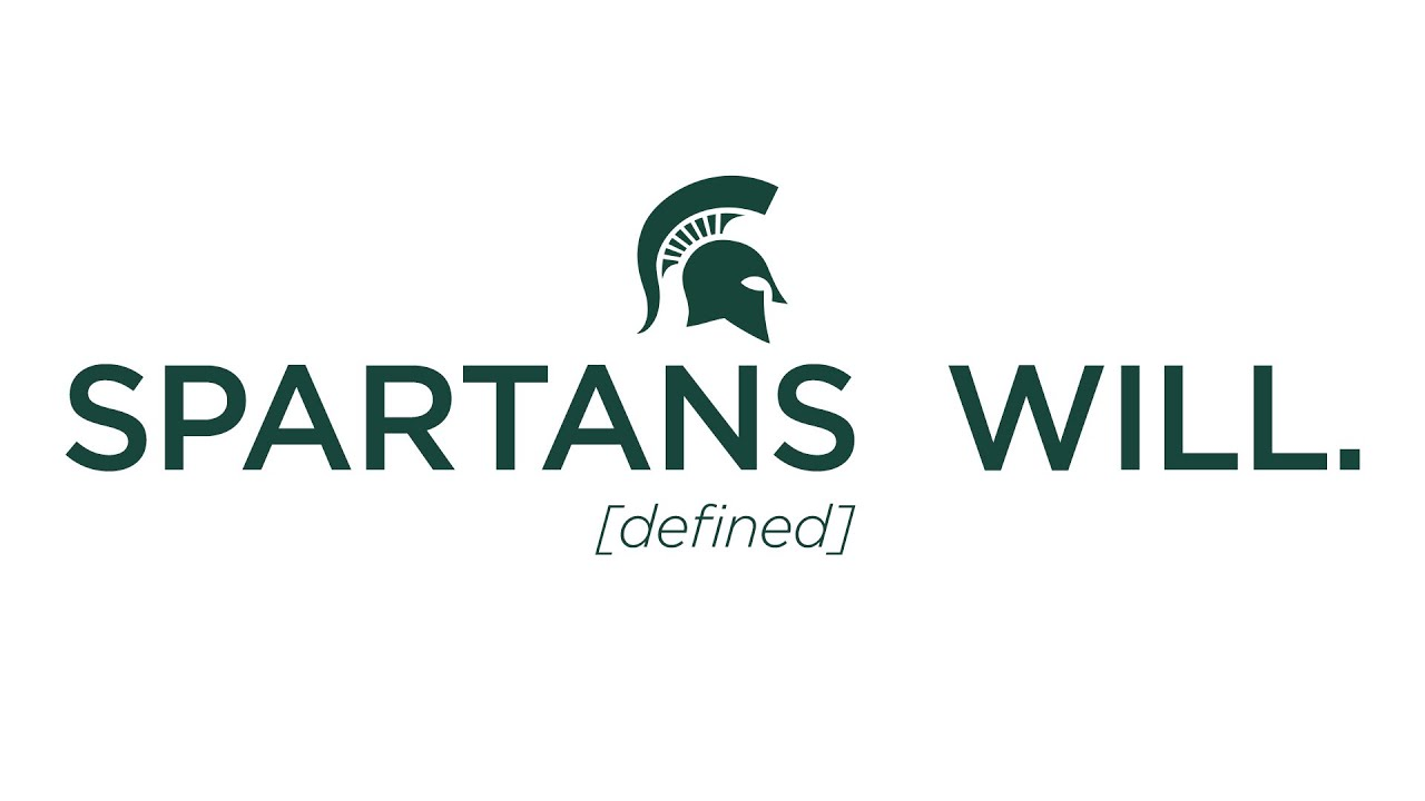 SPARTANS WILL. defined