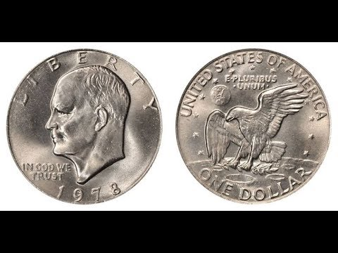 USA Eisenhower Dollar 1978 - Denver Mint