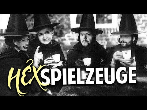 GEILE HEXSPIELZEUGE! 💀 HWSQ #011 ★ WITCH IT!
