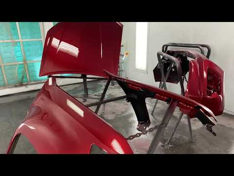 Quality Painting - Professional Auto Body Shop