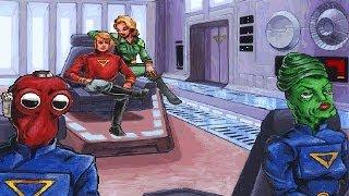 Space Quest 5 (20/20): Final Battle & ending