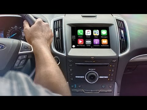 How To Add Le Carplay A 2016 Ford Edge With Sync 3