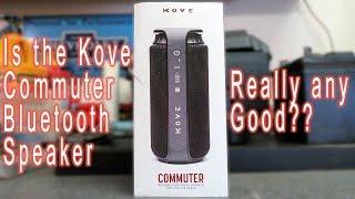 Kove Commuter Speaker vs Blown JBL Flip Speaker
