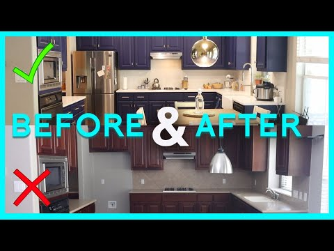 Remodeling a Kitchen On a Budget | Before & After Transformation