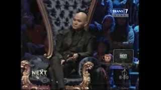 [The Next Mentalist 2013] Riana Membuat Orang Mati Suri