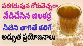 Benefits Of Having Cumin Seeds With Warm Water | Advantages Of Drinking Cumin Water | News Mantra