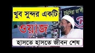 নোয়াখালী হুজুরের নতুন ওয়াজ - New Bangla Waz Mawlana Rafiq Ullah Afsari -2017