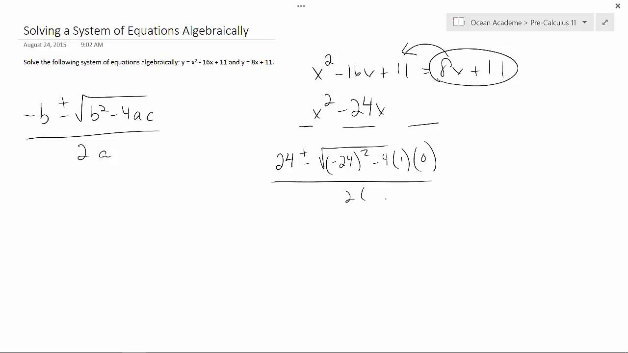 worksheet System Of Equations Worksheets worksheet solving systems of equations algebraically how to solve tessshebaylo pre