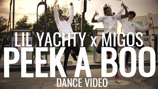 Lil Yachty - Peek a Boo ft Migos (Dance Music Video)🔥Dance by Galactic Creations | Teenage Emotions