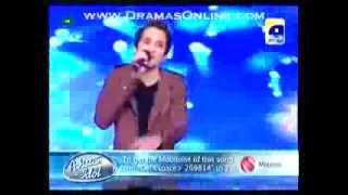 Abdul Rafay Khan_ Pakistan Idol _ Episode 23