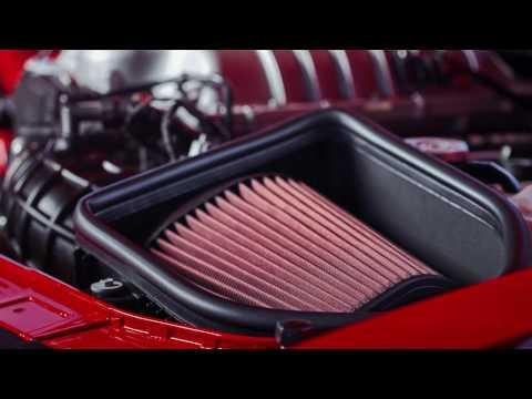 Forced Induction | Challenger SRT® Demon | Dodge