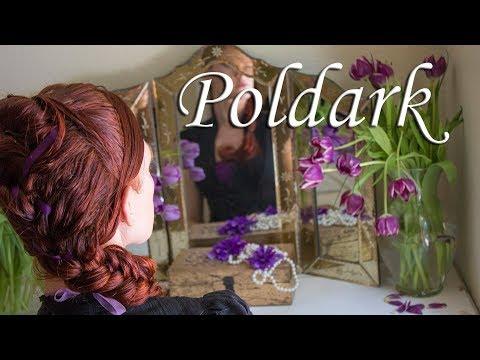 Modern Poldark 18th Century Hair ~ Sewn In Ribbon