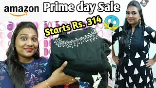 CHEAPEST AMAZON KURTI HAUL under 399 Rs Kurtis amp Jewelry 314 Rs Latest kurtis at cheap price