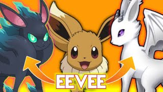 18 Types Of Eevee|All Types Of Eeveelution|Explained In Hindi