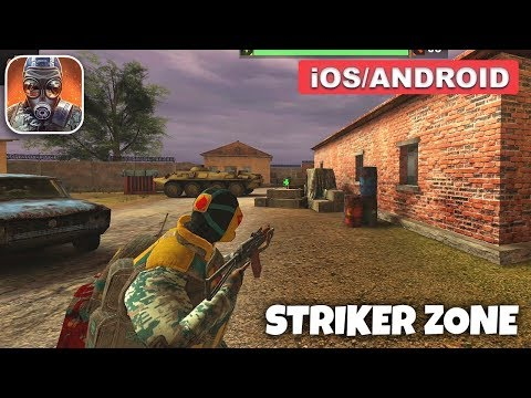 STRIKER ZONE 3D ONLINE SHOOTER - Android / IOS Gameplay