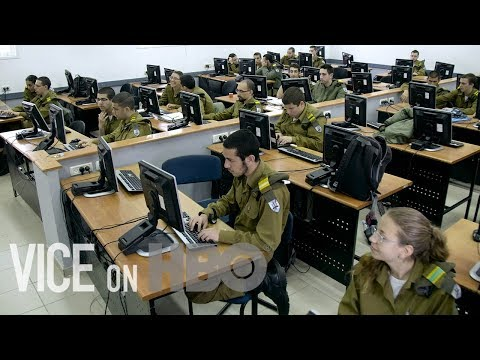 How Israel Rules The World Of Cyber Security, VICE on HBO, F