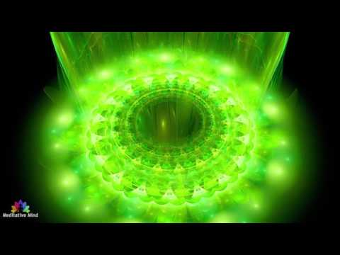 Heart Chakra Meditation & Healing Music | Indian Music for C
