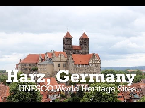 Harz Germany UNESCO World Hertitage Sites Highlights Vlog