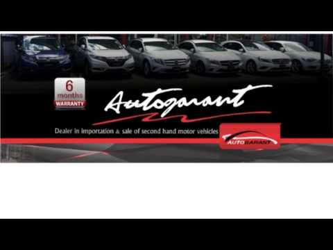 Our showroom - Autogarant